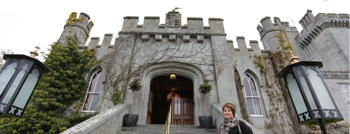 Dromoland Castle Hotel is one of Ireland.