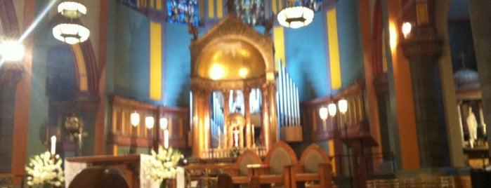 St. Paul the Apostle Church is one of Brian 님이 좋아한 장소.