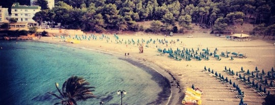 Cala Llonga is one of Ibiza EDM Summer.