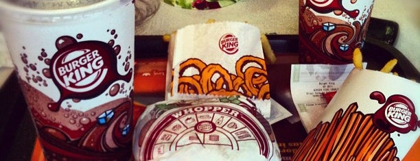 Burger King is one of Best Burger Bars Barcelona.