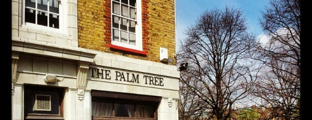 The Palm Tree is one of Tired of London, Tired of Life (Jul-Dec).