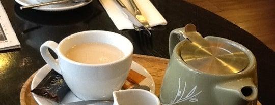 Barista's Café is one of Lloyd's Dublin.