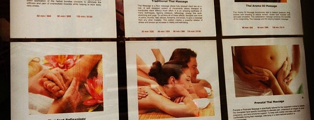 La Biang Thai Massage is one of testlist.