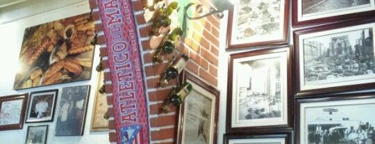 L'Osteria do Piero is one of Restaurantes @ SP pt. I.