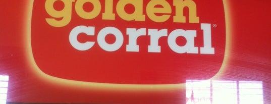 Golden Corral is one of John'un Beğendiği Mekanlar.