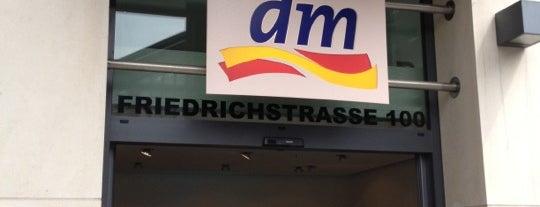 dm-drogerie markt is one of Locais curtidos por Marcel.