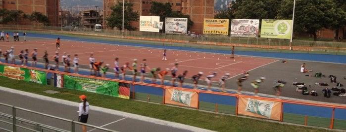 Club de Patinaje de Envigado is one of Lieux qui ont plu à Jessica.