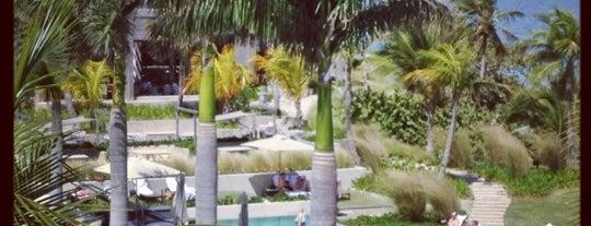 Villa 13 - W Retreat & Spa is one of Tempat yang Disukai h.
