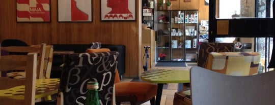 Relaks is one of Best Coffee in Warsaw.