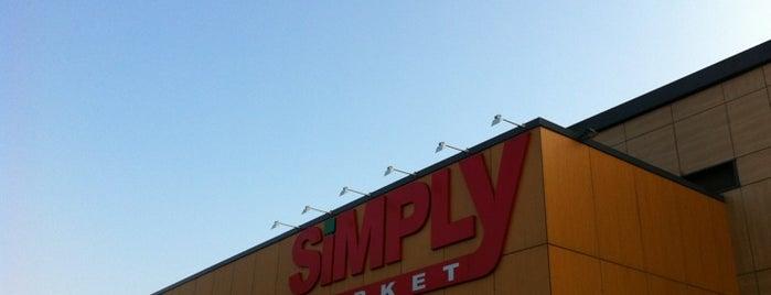 Simply Market is one of Tempat yang Disukai Can.