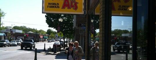 Cranky Al's is one of Milwaukee Area To-Do's.