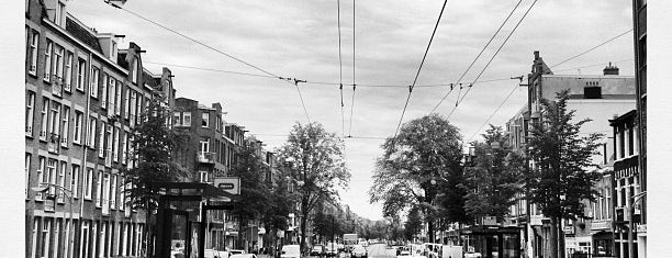 Tramhalte Overtoomsesluis is one of Alle tramhaltes van Amsterdam.