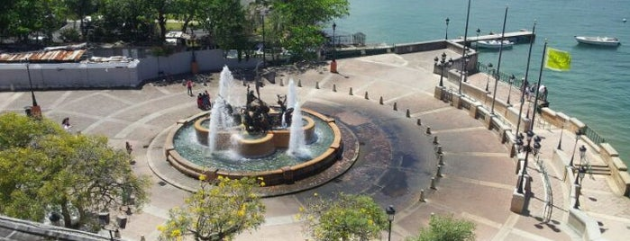 Paseo de la Princesa is one of Puerto Rico.