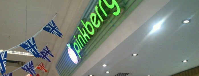 Pinkberry is one of London - restaurants & cafes.