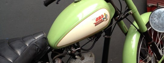 Gas Motorcycle Wash is one of Fabio 님이 저장한 장소.