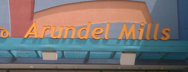 Arundel Mills is one of Washington D.C..