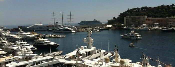 Mandarine is one of Monaco.