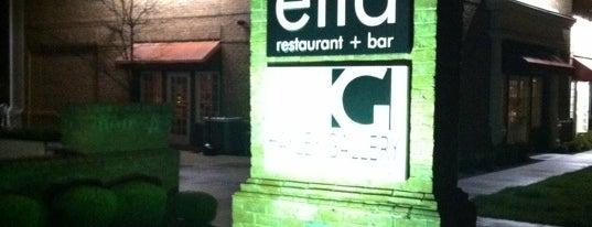 Ella Restaurant + Bar is one of Restaurant Week Columbus.