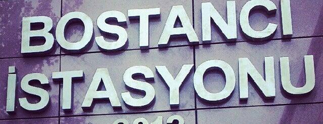 Bostancı Metro İstasyonu is one of Posti che sono piaciuti a k&k.