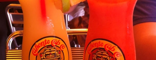 Caliente Cab Co. is one of Midtown Mexican!.