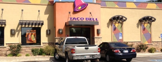 Taco Bell is one of Oklahoma City.
