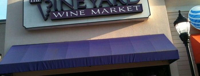 The Vinyard Wine Market is one of Locais salvos de Jeff.