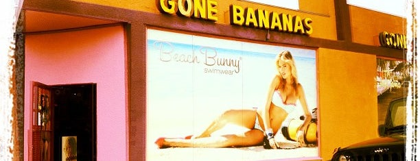 Gone Bananas is one of San Diego.