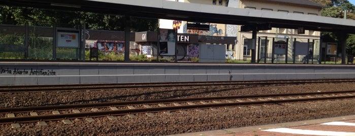 Bahnhof Gruiten is one of Posti salvati di Mike.