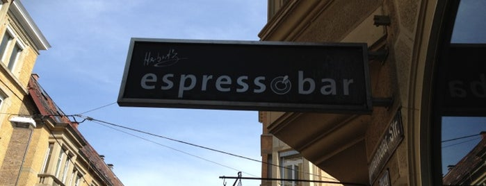 Herbert'z Espressobar is one of Cafés.