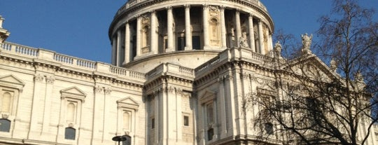 Catedral de San Pablo is one of Top London attractions.