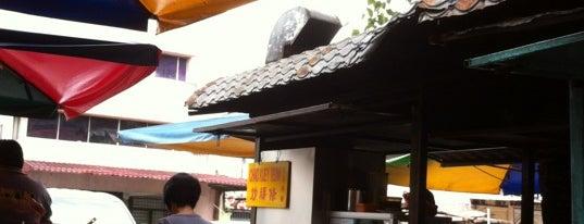 Lorong Yuk Kee is one of Tempat yang Disukai Chew.