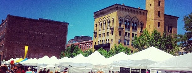 South End Open Market @ Ink Block is one of The Foursquare Insider's Perfect Day in Boston.