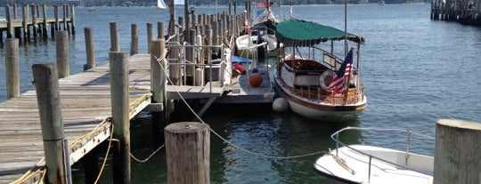 Greenport Public Dock is one of North Fork Fun and Games.