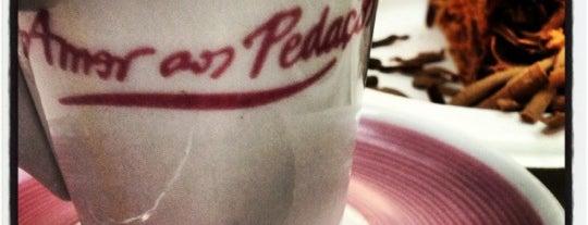 Amor aos Pedaços is one of Tempat yang Disukai Paulo.