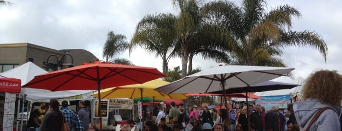 Solana Beach Farmer's Market is one of San Diego.