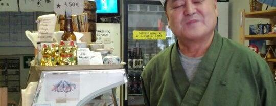 Gyosai-Sushi is one of Sushi.