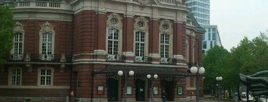Laeiszhalle is one of StorefrontSticker #4sqCities: Hamburg.