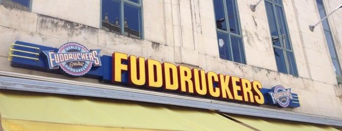 Fuddruckers is one of Crystal : понравившиеся места.
