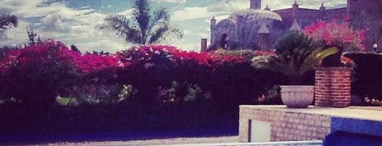 Ex Hacienda Santo Cristo is one of Jorge'nin Beğendiği Mekanlar.