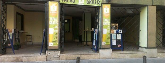 Tapas Gratis El Biombo is one of Restaurantes Madrid.