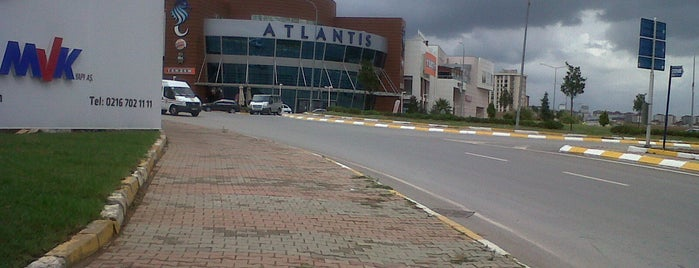 Atlantis is one of Pendik.