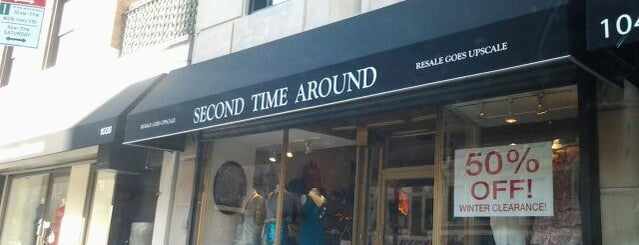 Second Time Around is one of NYC.