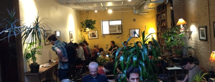 Grounded is one of NYC Laptop Friendly Spots.