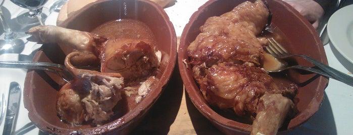 El Rancho de la Aldegüela is one of CAST. LEON ★ Comer ★.