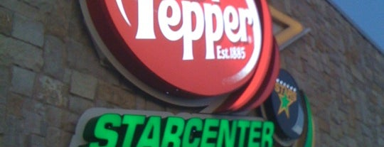 Dr Pepper StarCenter is one of Dallas/Ft. Worth.