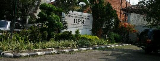 Badan Penanaman Modal Provinsi Jawa Timur is one of Government of Surabaya and East Java.