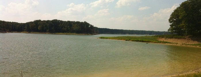 Wolf Creek State Park is one of Illinois State Parks.