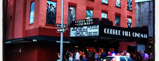 Cobble Hill Cinemas is one of NYC.