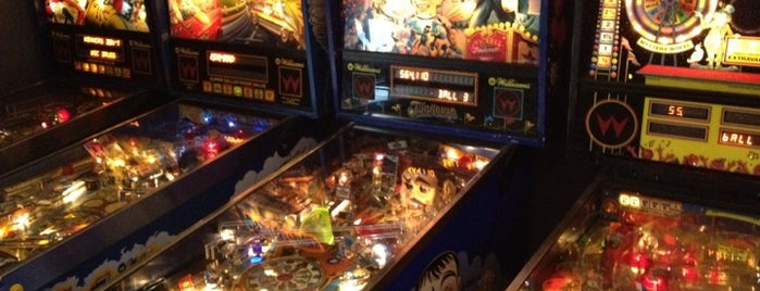 Pacific Pinball Museum is one of East Bay.