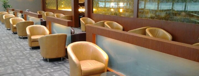 Priority Pass Lounges